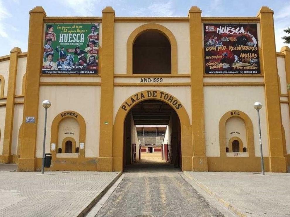 Licitado el contrato de la feria taurina de Huesca de las fiestas de San Lorenzo de 2021