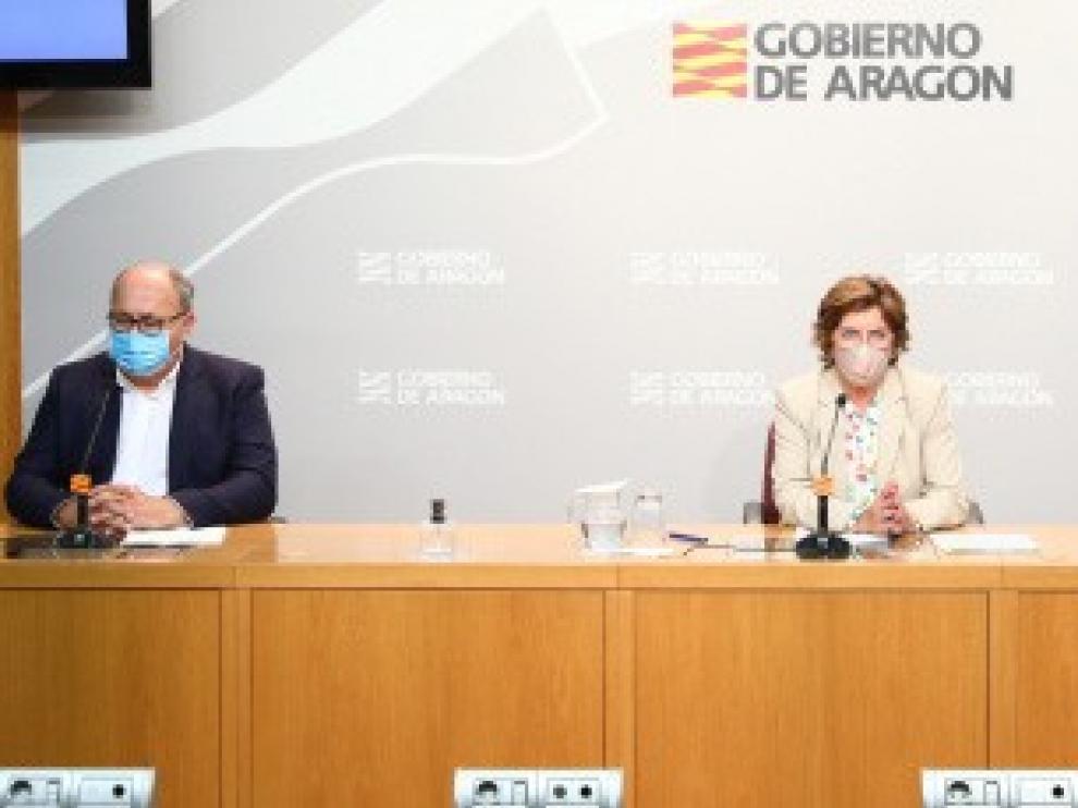 Los hogares y todos los centros de día de Aragón volverán a abrir sus puertas con estrictas medidas de seguridad
