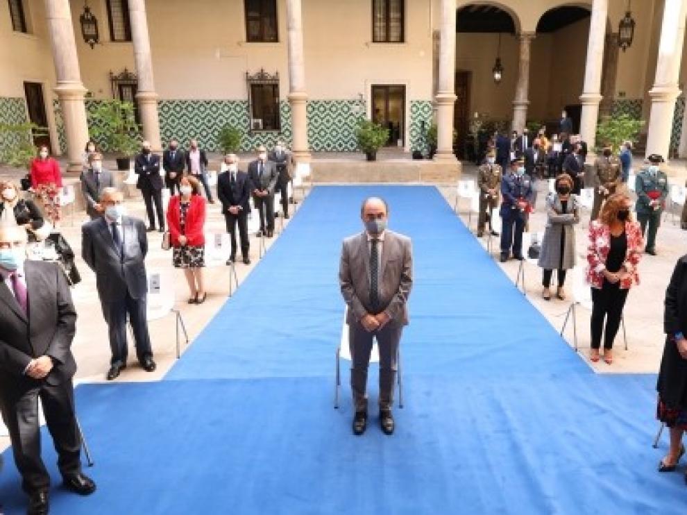 El Gobierno de Aragón prevé invertir 4 millones de euros en la mejora de la Justicia