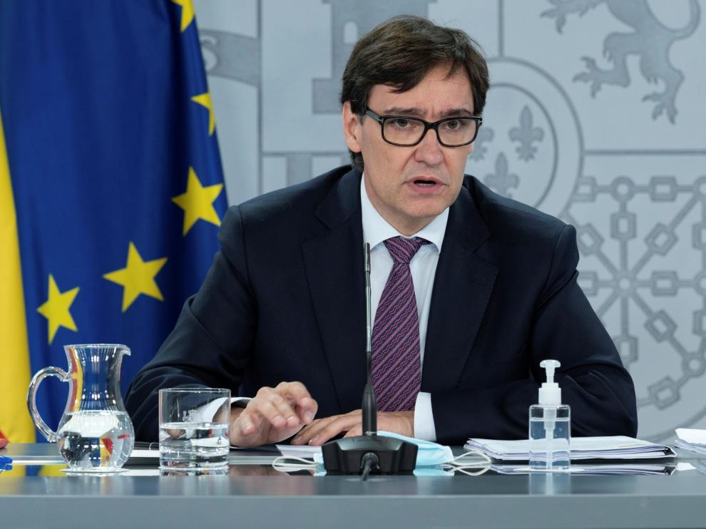 Illa pidió cerrar todo Madrid y las ciudades con una tasa de más de 500 casos