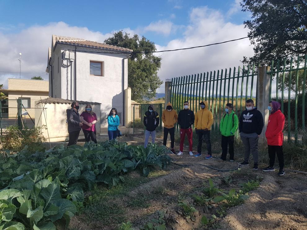En marcha los programas de Cualificación Profesional en Huesca
