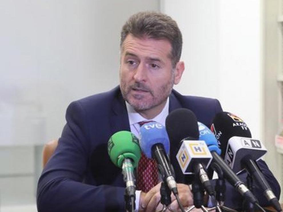 El presidente del TSJA considera necesario reforzar la seguridad jurídica