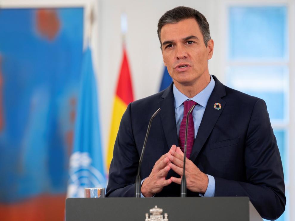 Sánchez apela a la unidad en su discurso ante la ONU