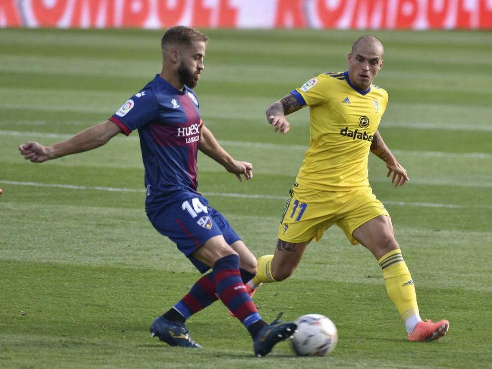 El Huesca, a por la primera victoria en Mestalla