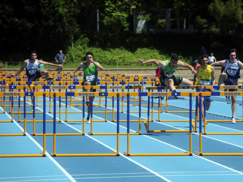 Cinco altoaragoneses en el Nacional Sub 23 de atletismo que se disputa en Sevilla