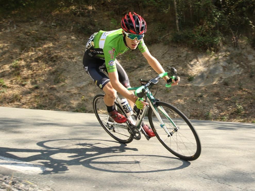 Un Regional de ciclismo muy prometedor