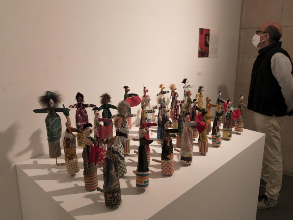 Arte Ingenuo, un paseo por los objetos de toda una vida