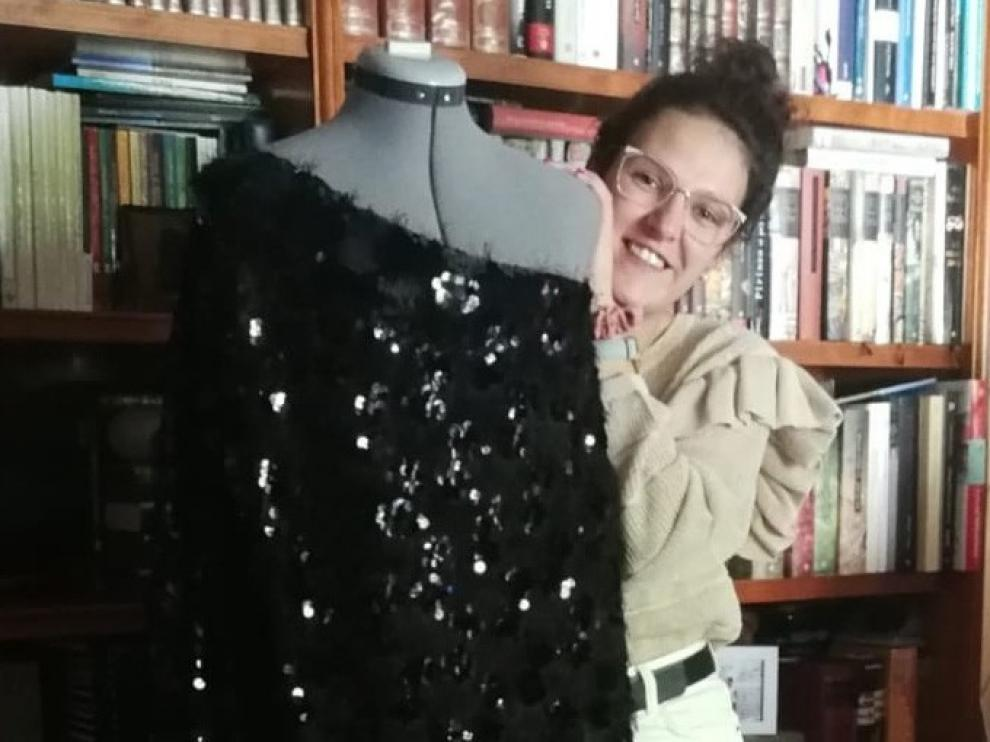 """Orosia Monlat: """"He creado una nueva colección con la que creo que voy a avanzar"""""""