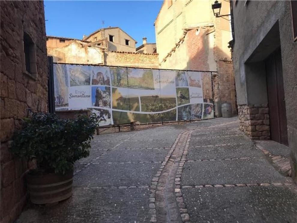 El consejo comarcal del Somontano inicia los trámites para la construcción de su Oficina de Turismo en Alquézar