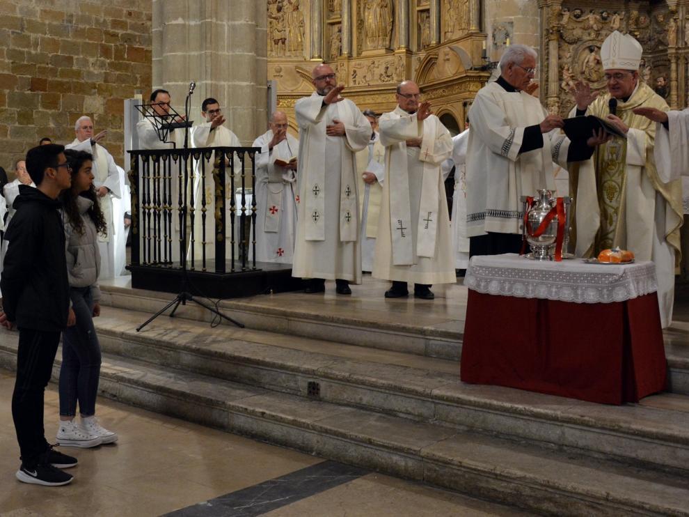 Barbastro-Monzón festeja hoy 25 años como diócesis con presencia del nuncio