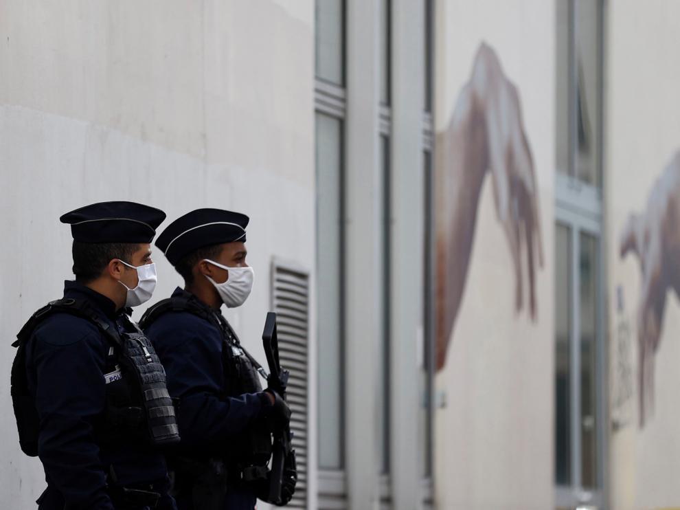 """El atentado de París era un ataque contra """"Charlie Hebdo"""""""