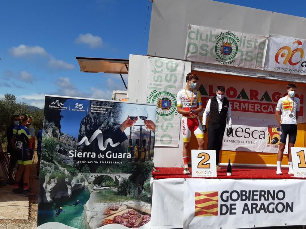 Doblete del Cortizo, campeonatos para Javier Zaera y Conchi Pérez