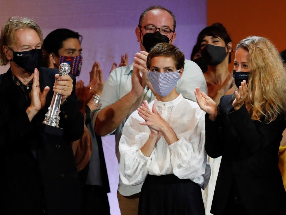 "La georgiana ""Beginning"" gana la Concha de Oro en el Festival de San Sebastián"