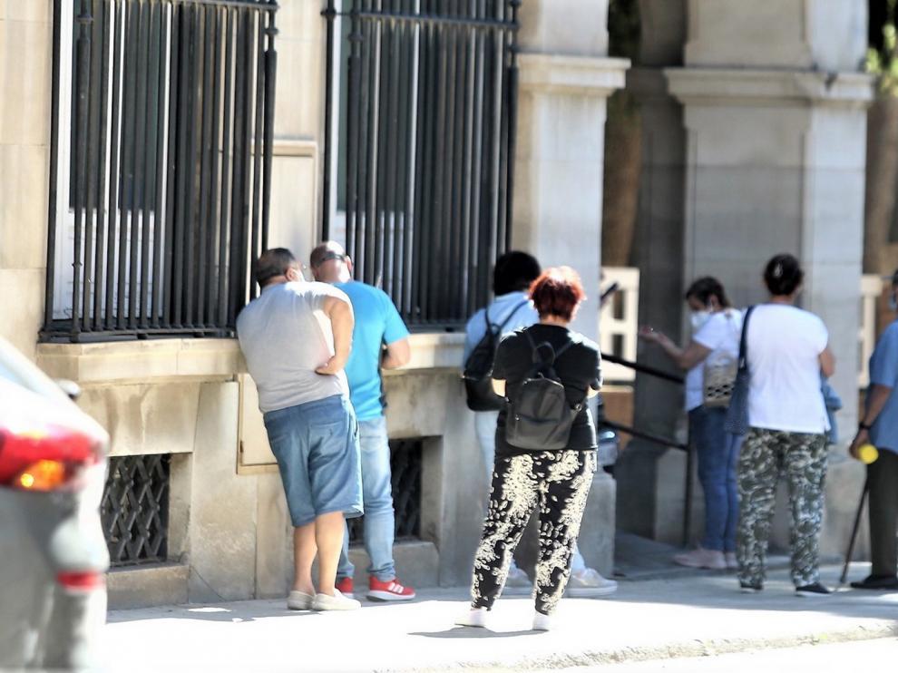 Preocupación médica por el aumento de casos en Huesca debido a la pandemia