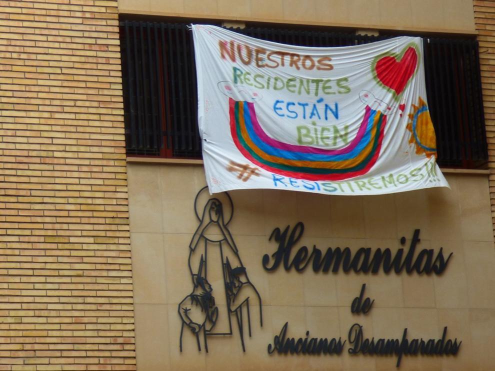 """Begoña Sierra, superiora de la comunidad de las Hermanitas en Barbastro: """"El nivel de exigencia requiere mucho sacrificio diario"""""""
