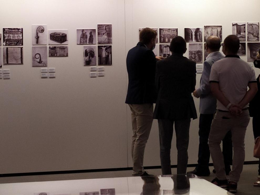 "La muestra ""Lux romanica"" recibe la visita de casi 1.800 personas"