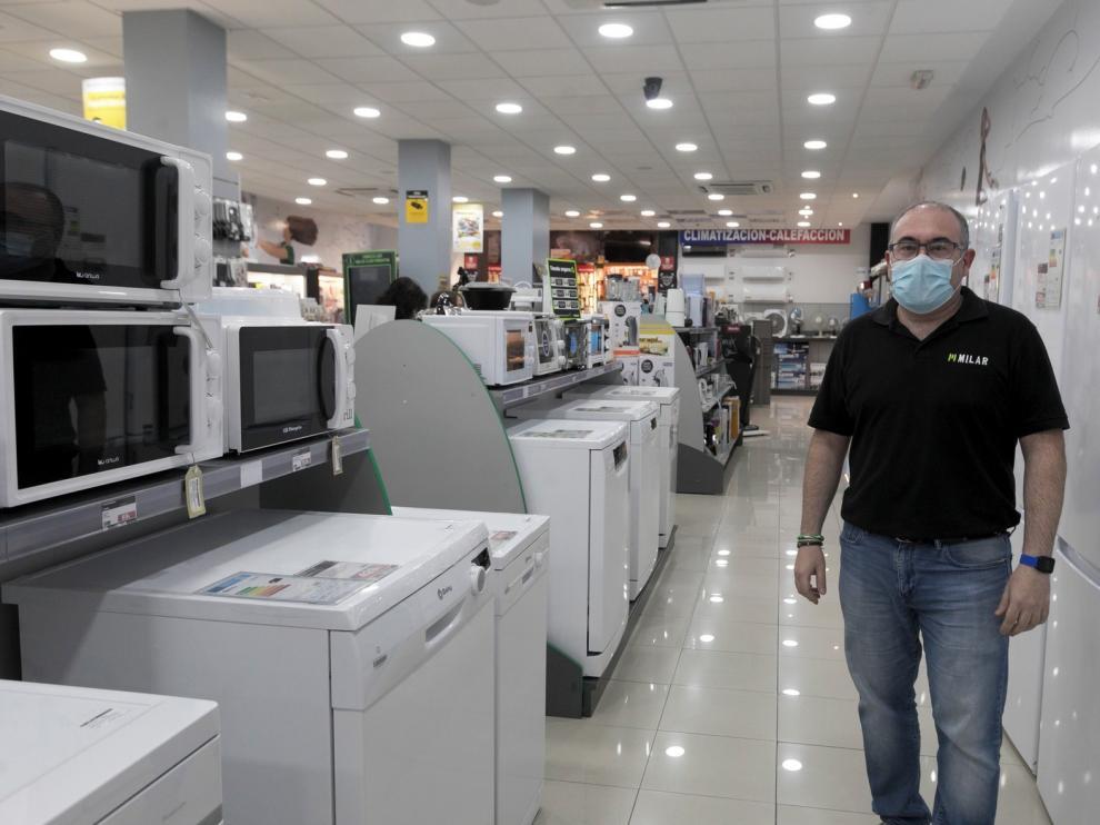 De la batidora de repostería a la climatización: suben las ventas de electrodomésticos