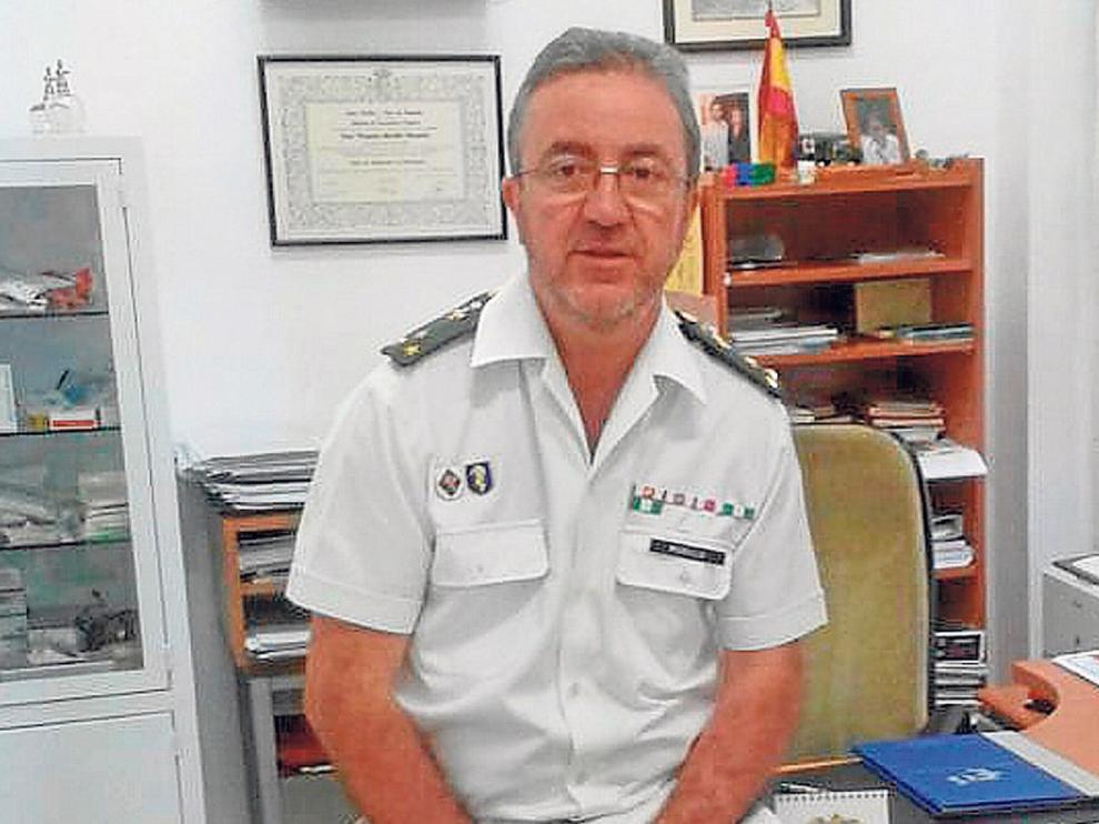 """Vicente Murillo Risueño: """"Me siento un Guardia Civil más, no voy a poder desvincularme nunca"""""""