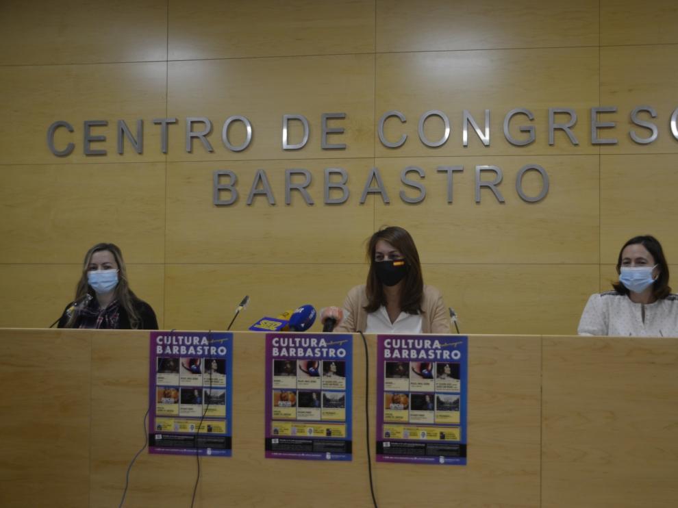 El Ayuntamiento de Barbastro mantiene su apuesta por la cultura este otoño