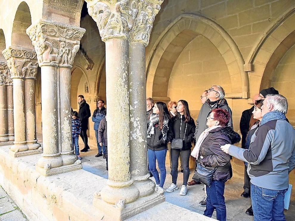Huesca ofrece visitas guiadas gratuitas a los turistas que se alojen, coman o cenen en los establecimientos de la ciudad