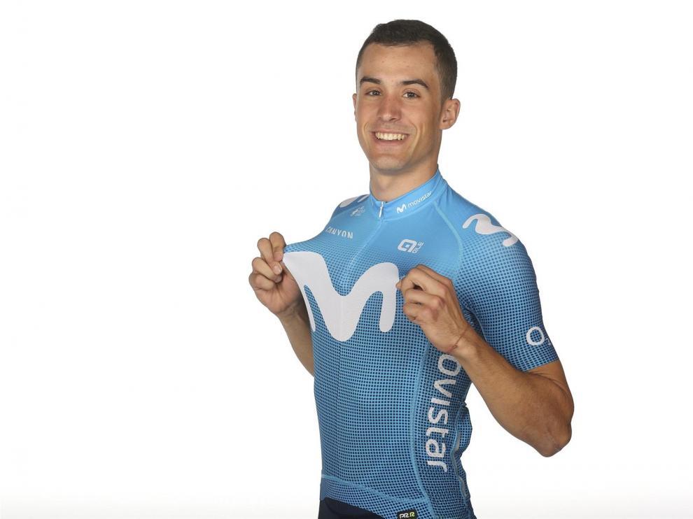 Sergio Samitier viaja al Giro con la ilusión de luchar por etapas