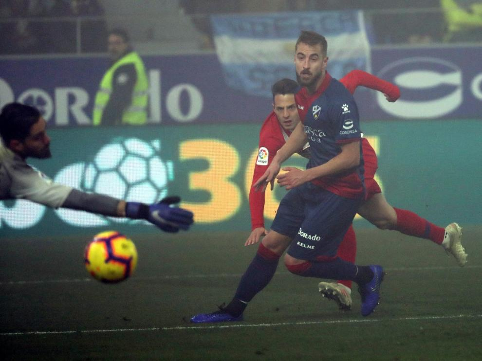 El Atleti, un recuerdo doloroso para el Huesca a base de goles
