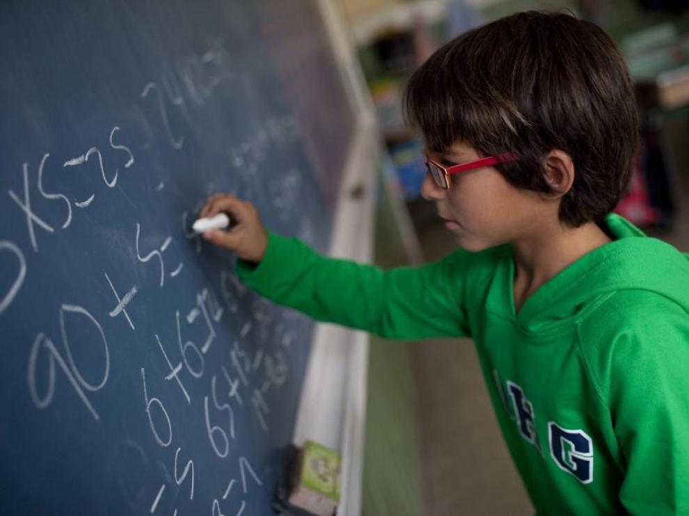 La importancia de revisar la vista de los niños durante la época escolar