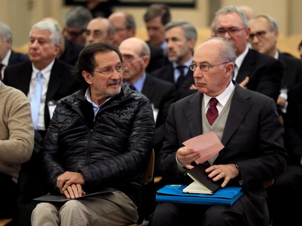 Absueltos los 34 acusados en el juicio por la salida a Bolsa de Bankia
