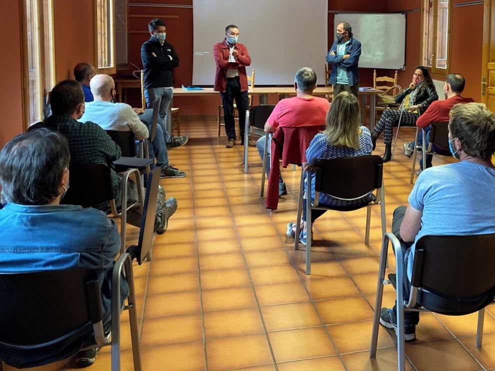 La Escuela de Pastores de San Juan de Plan inicia su andadura