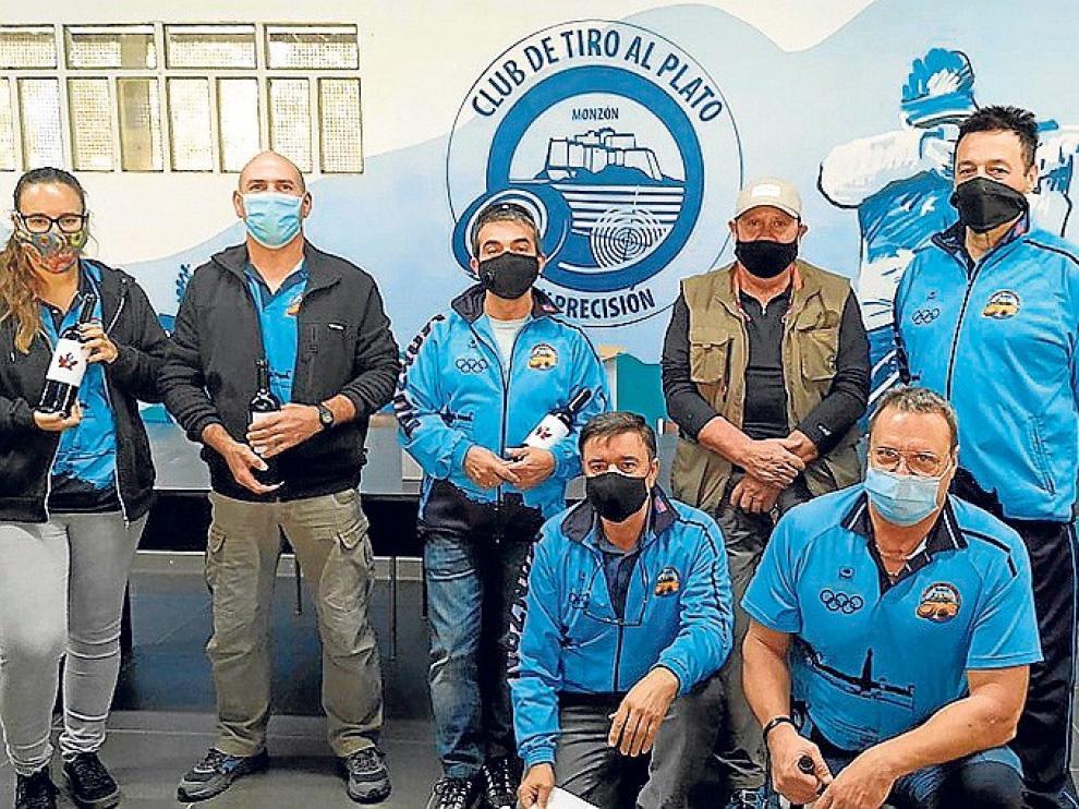 Velasco gana el social de pistola de aire comprimido en Loreto