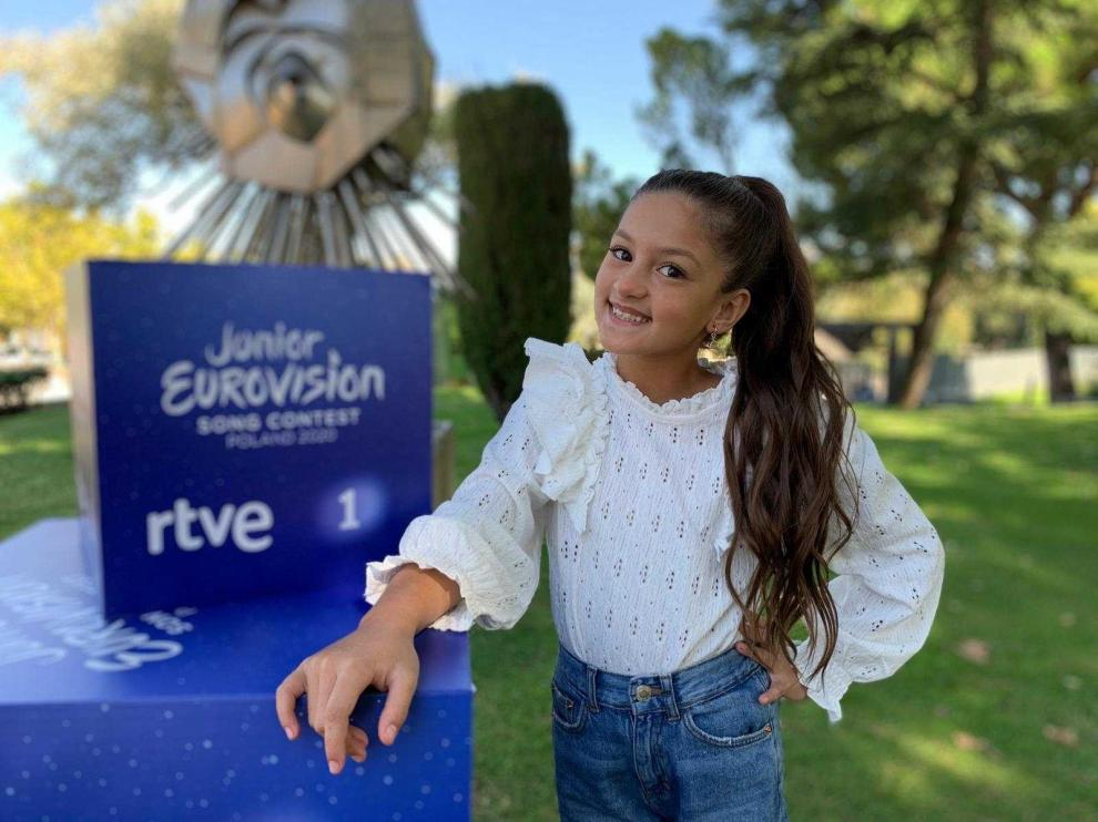 """Palante"", la canción de Soleá para Eurovisión Junior 2020"