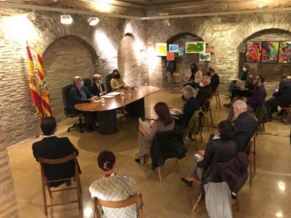 Constituido el Observatorio Aragonés contra la Soledad
