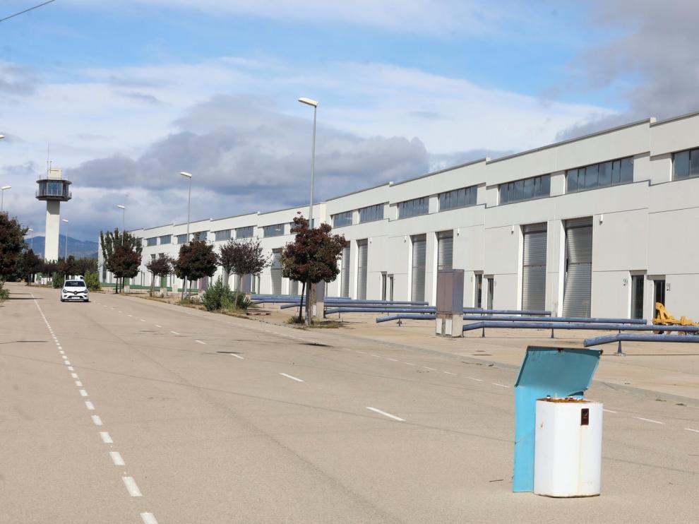 Ayerbe allana el camino para ver concluido su Parque Industrial