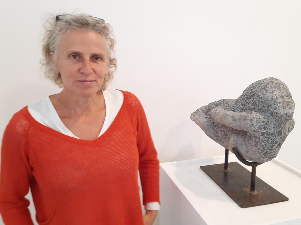 """Sandrine Reynaud: """"Me gusta que las esculturas emocionen, generen sentimientos"""""""