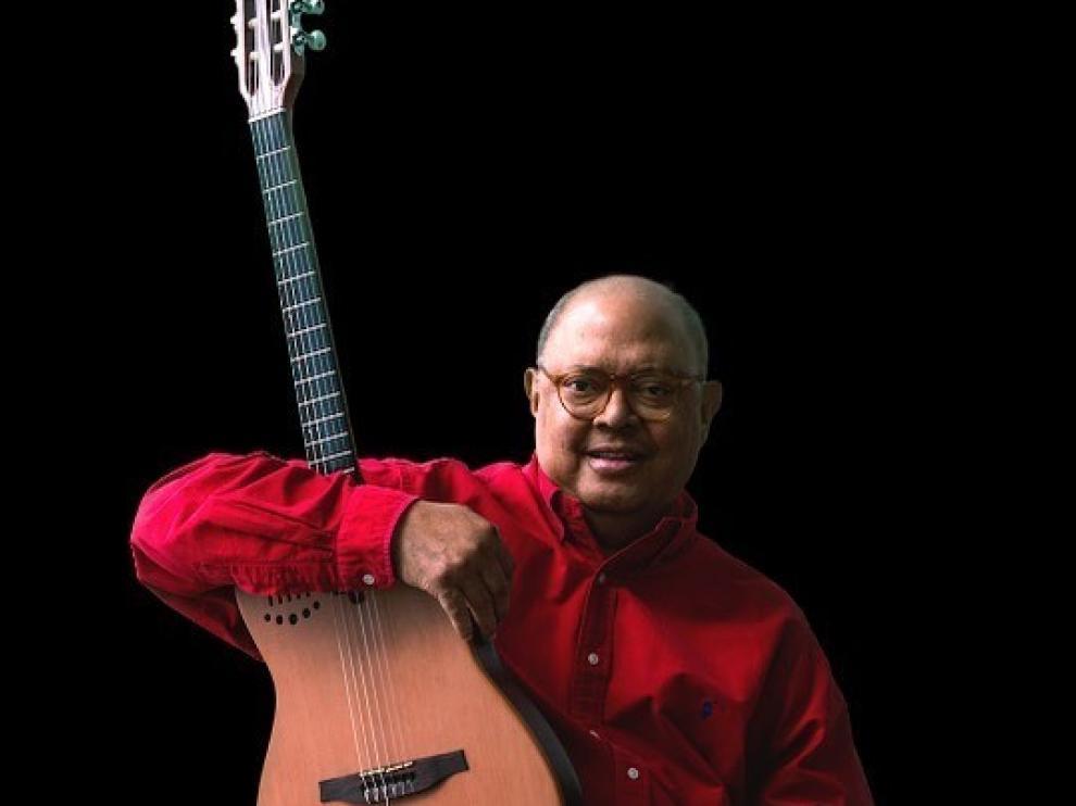 El concierto de Pablo Milanés en Huesca será el 12 de diciembre a las 20.00 horas