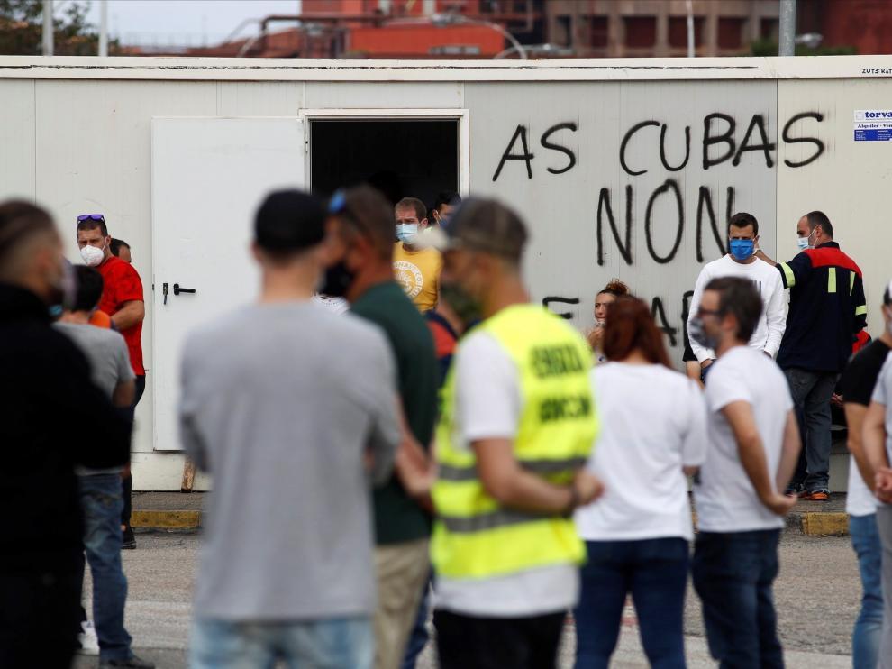 Alcoa anuncia un ERE para 524 trabajadores en su planta de Lugo