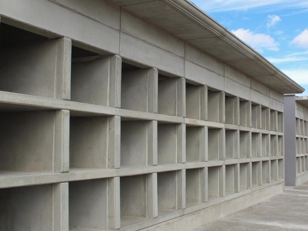 Comienza la construcción de 288 nichos en Monzón