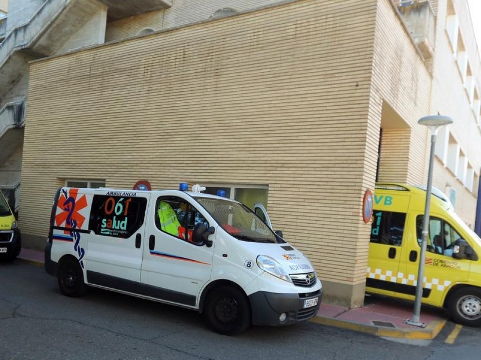 La UCI del Hospital San Jorge de Huesca se satura y se derivan pacientes a Zaragoza