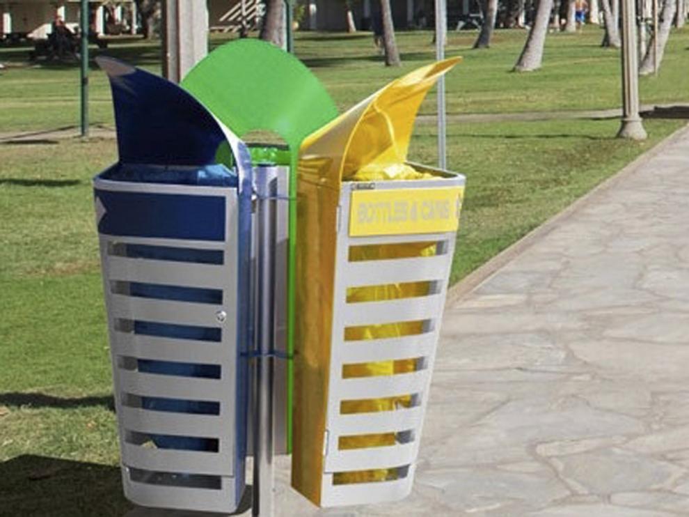 Un sistema digital pionero fomentará con premios el reciclaje de envases en Huesca