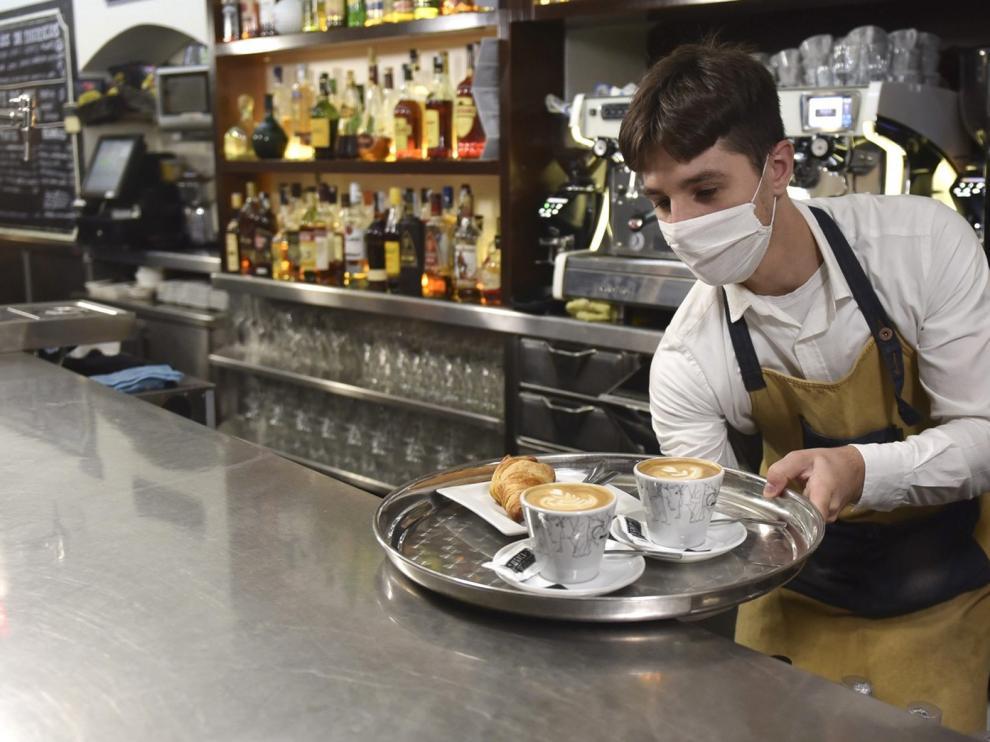 Los hosteleros de Huesca lo tienen claro: en bares y restaurantes no está la solución