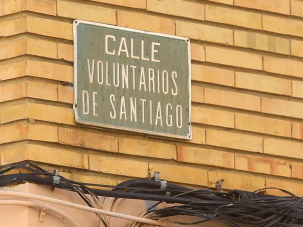 Mateo Estaún Llanas, Mariano Poz y Las Mártires mantienen su calle en Huesca, pero no Estrecho Quinto y Voluntarios de Santiago