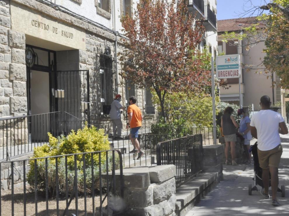 La zona de salud de Jaca registra 30 nuevos contagios y marca el récord de la provincia de Huesca