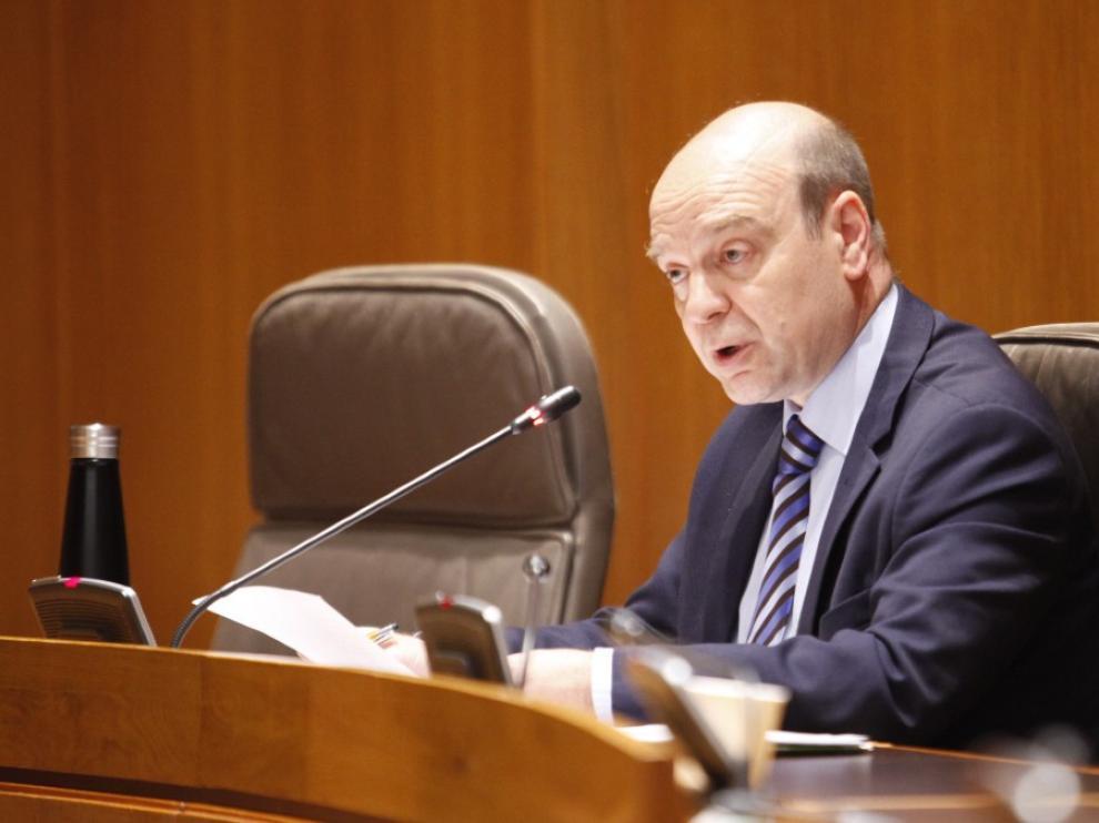 Morón cuestiona el decreto anticovid de la DGA y reclama un marco estatal