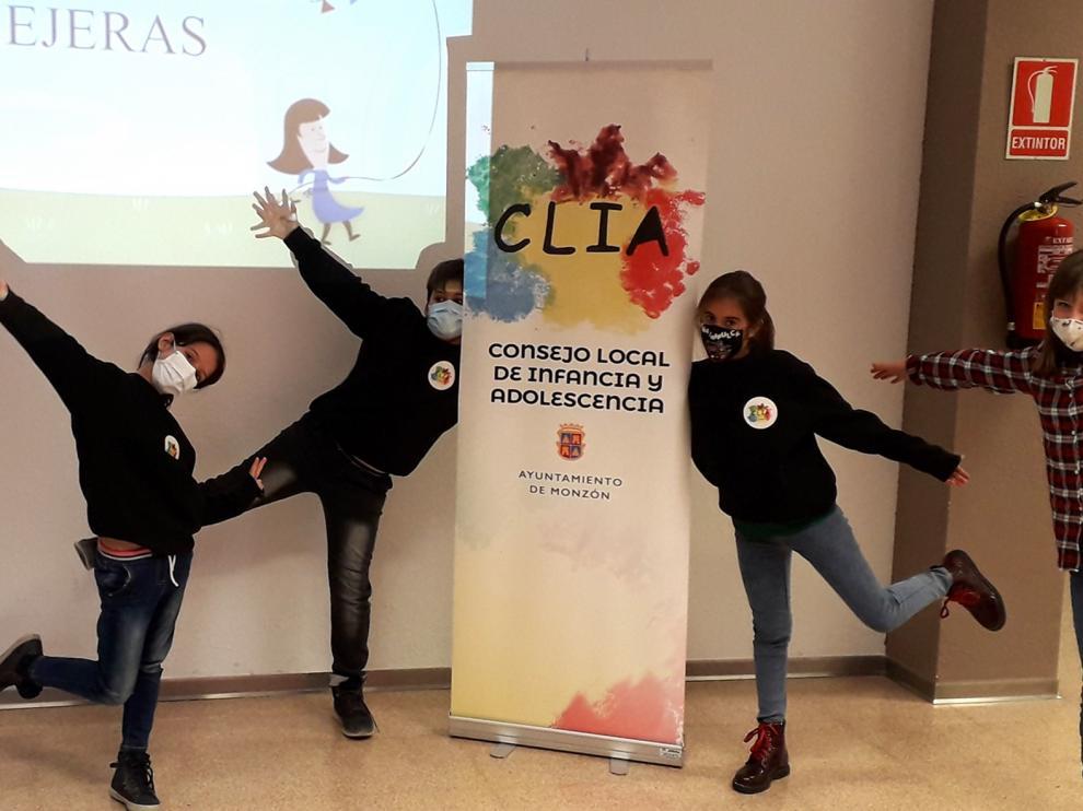 El CLIA de Monzón etoma los talleres presenciales manteniendo las medidas sanitarias