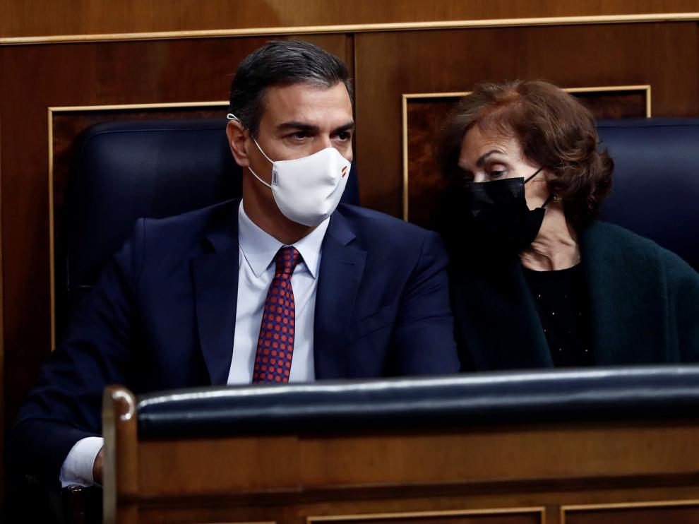 Sánchez frena la reforma del CGPJ y se abre a negociar