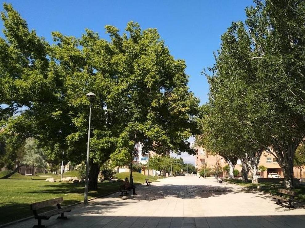 Adjudicada la segunda fase de mejora del Parque San Martín de Huesca