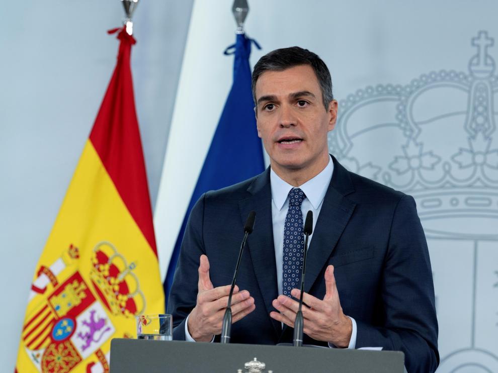 El Gobierno decreta el estado de alarma para toda España que pretende prolongar hasta el 9 de mayo