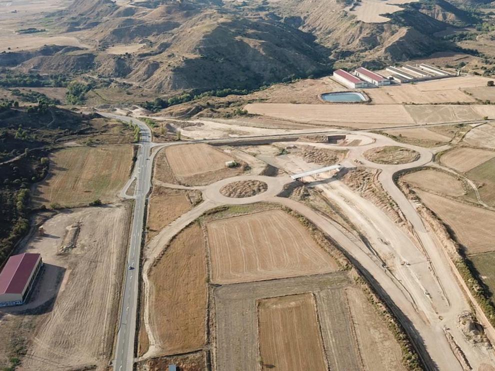 Un modificado del proyecto de las obras de la autovía entre Siétamo y Huesca sale a información pública por 4,3 millones