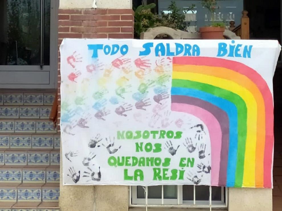 Veintisiete ancianos dan positivo en la Residencia Monegros de Grañén