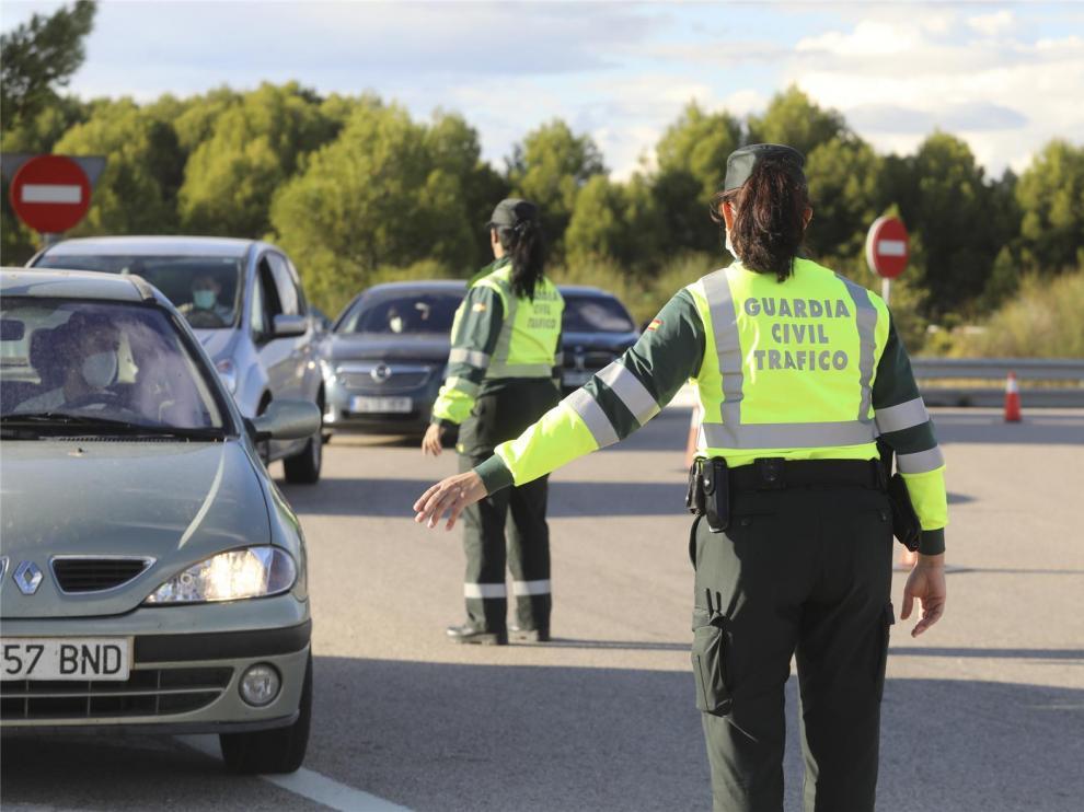 Sanciones en Aragón a partir de 300 euros por incumplir el confinamiento perimetral o el toque de queda